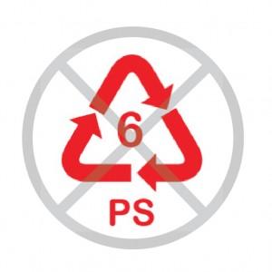 plastique 6-non accepté